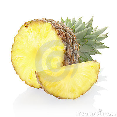 Free Pineapple Royalty Free Stock Photos - 23242838