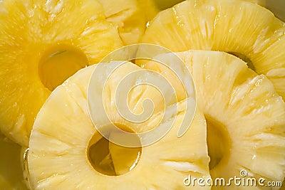 Pineapple circles