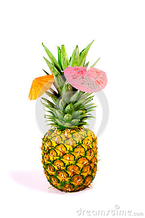 Pineapple cocktail - 6