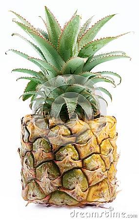 Free Pineapple Cube Stock Photo - 21228310