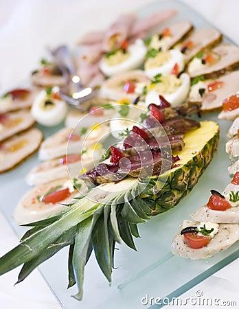 Pineapple delicacy