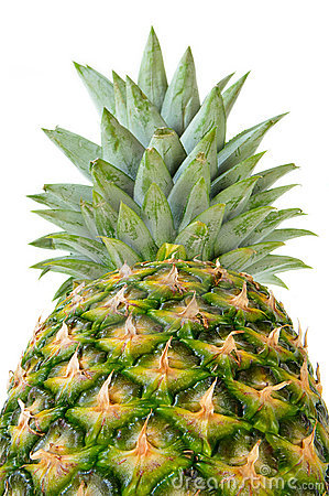 Pineapple in perspective