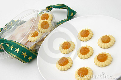 Pineapple tarts