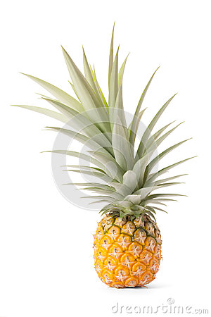 Free Pineapple Tropical Fruit Or Ananas Royalty Free Stock Images - 41493839