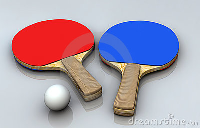 Ping Pong Bats