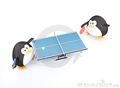 Ping-Pong Match