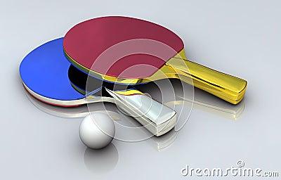 Ping Pong Metal Bats