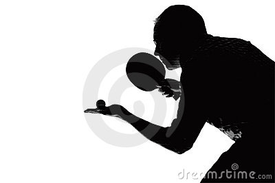 Ping-pong theme