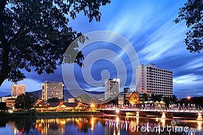 Ping River Chiang Mai Thailand