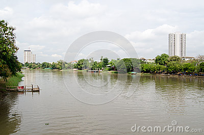 Pingflod, Chiang Mai