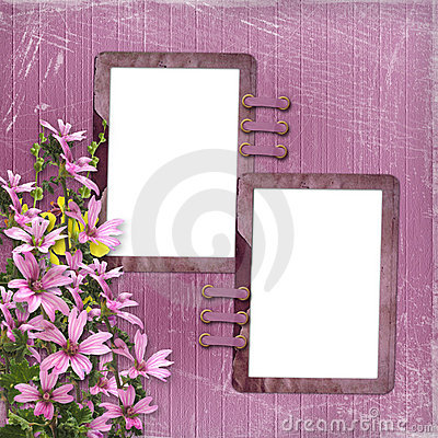 Free Pink Abstract Background Royalty Free Stock Images - 8824159