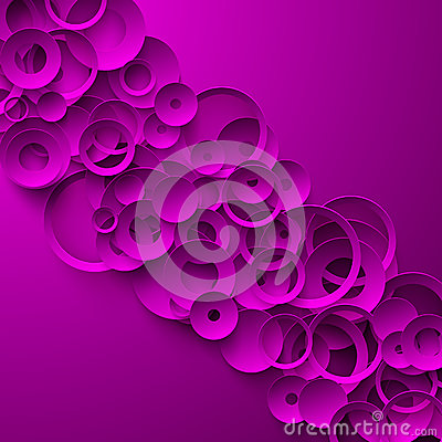 Pink paper abstract background