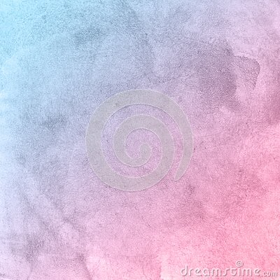 Free Pink And Blue Soft Creative Texture Watercolor Paint Background, Lettering Scrapbook Sketch. Stock Images - 129855264