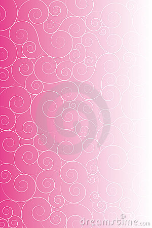 Pink artistic background