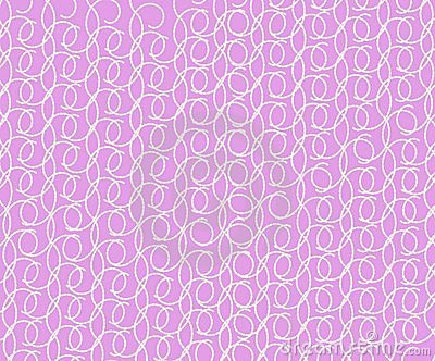 Pink background with a graceful pattern