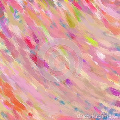 Free Pink Background With Color Splashes In Abstract Glass Textured Pattern Stock Photography - 60611452