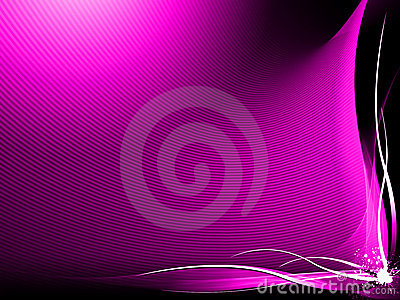 Pink and black abstract background