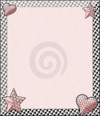 Free Pink Boutique Layout Stock Image - 3925521