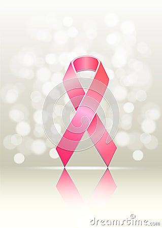 Free Pink Breast Cancer Awareness Ribbon Royalty Free Stock Image - 103092816