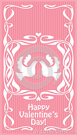 Pink card