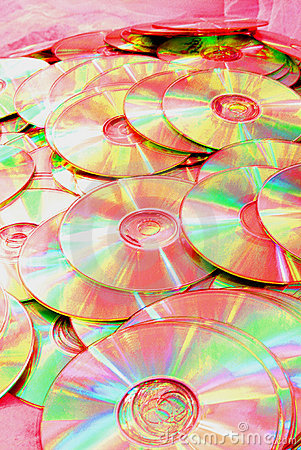 Pink CDs