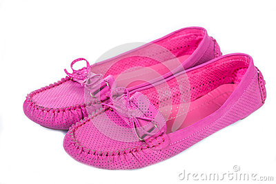 Pink  color sandal shoes