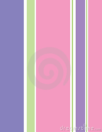Pink design stripe