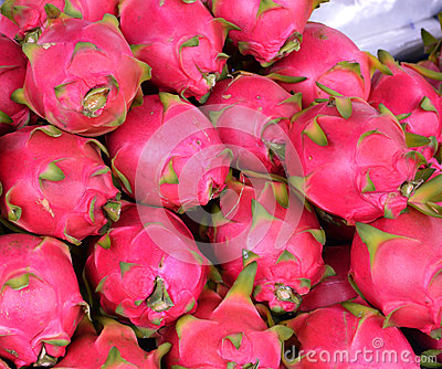 Pink Dragon fruit