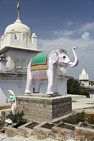 Pink Elephant - Sonagiri - India