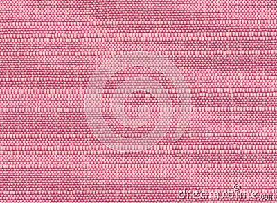 Pink fabric pattern