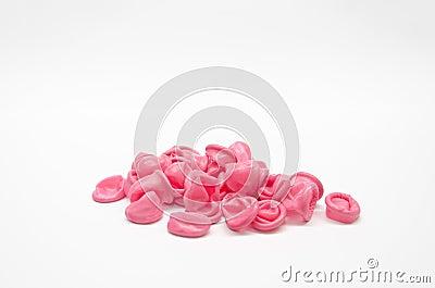 Pink Finger cot