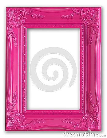 Pink Frame Royalty Free Stock Photos - Image: 9383388