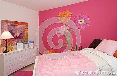 Pink Girl s Room