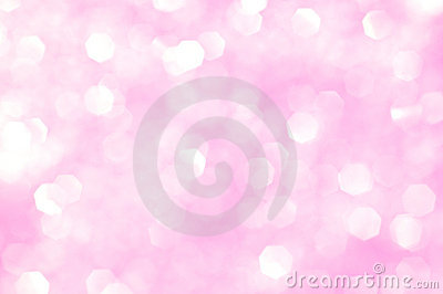 Pink glitter - Valentines day background
