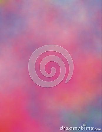 Pink Haze Background