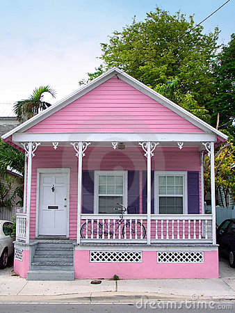 Free Pink House Stock Images - 1621264
