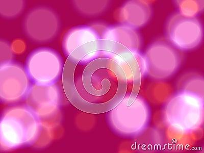 Pink lights
