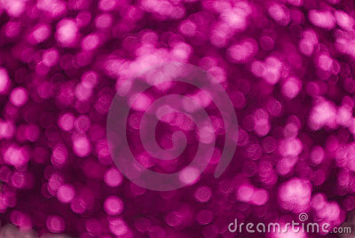 Pink lights background