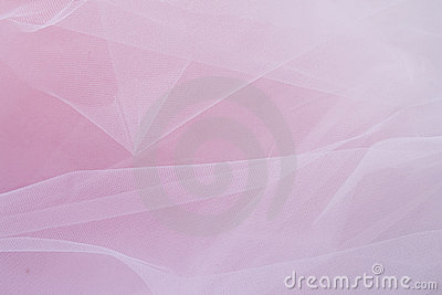 Pink netting