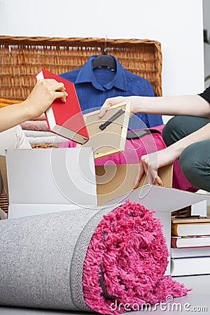 Free Pink Packing Things Royalty Free Stock Photos - 35657148