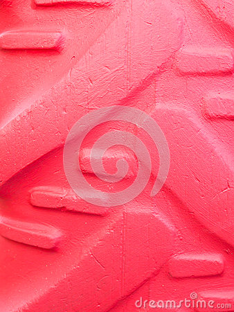 Pink Paint Abstract Background