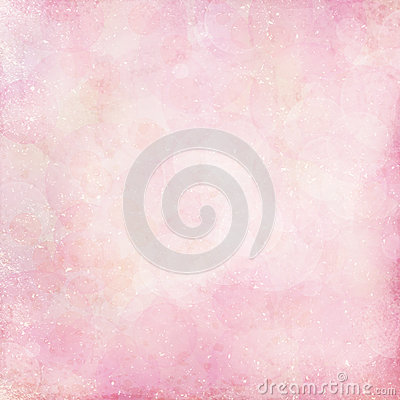 Pink pastel background