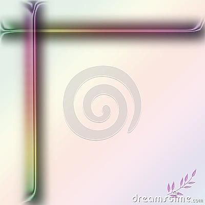 Pink pastel gradient