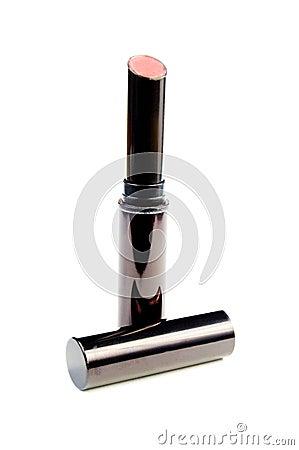 Pink / red lipstick