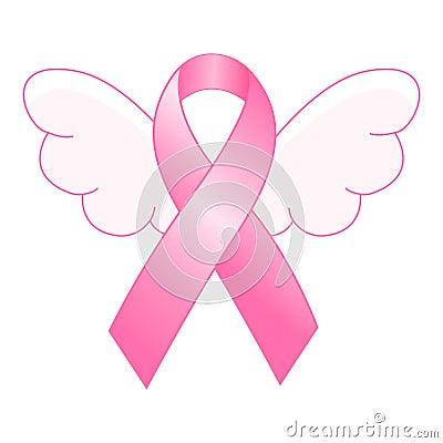 Pink Ribbon Stock Images Image 17329724