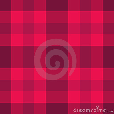 Pink scottish pattern