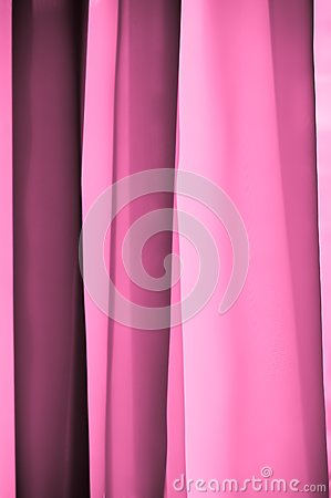 Pink silk background