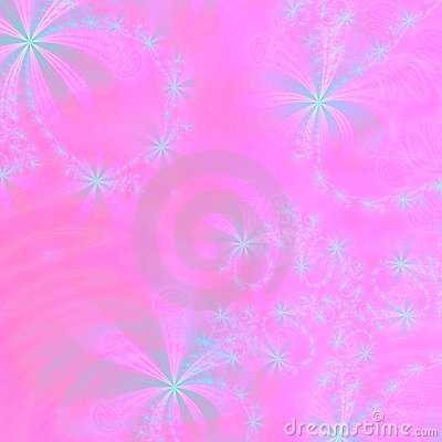 Pink and Silver Abstract Background Design Template or wallpaper