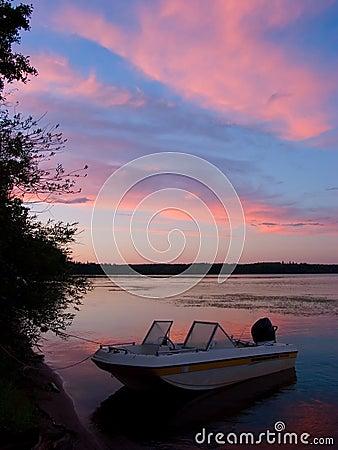 Pink Sky Morning