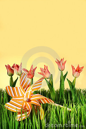 Free Pink Spring Tulips Stock Photo - 1886030